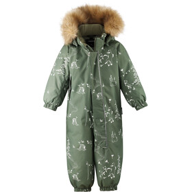 Reima Lappi Winter Overall Toddler greyish green